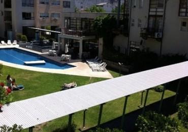 ¡ALUCINANTE loft de dos ambientes ubicado en un GRAN Jardín Común!